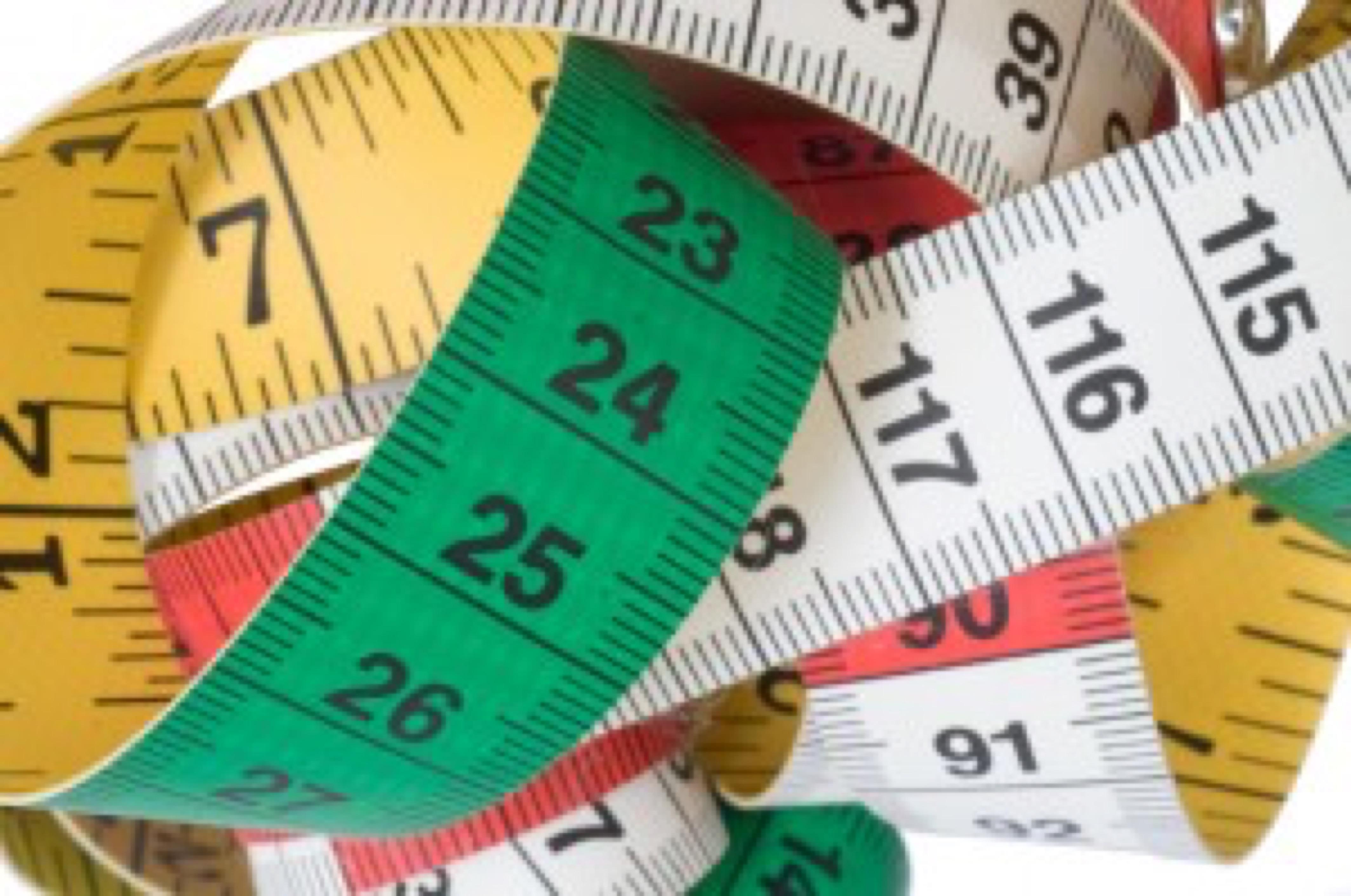 Tangled tape measure