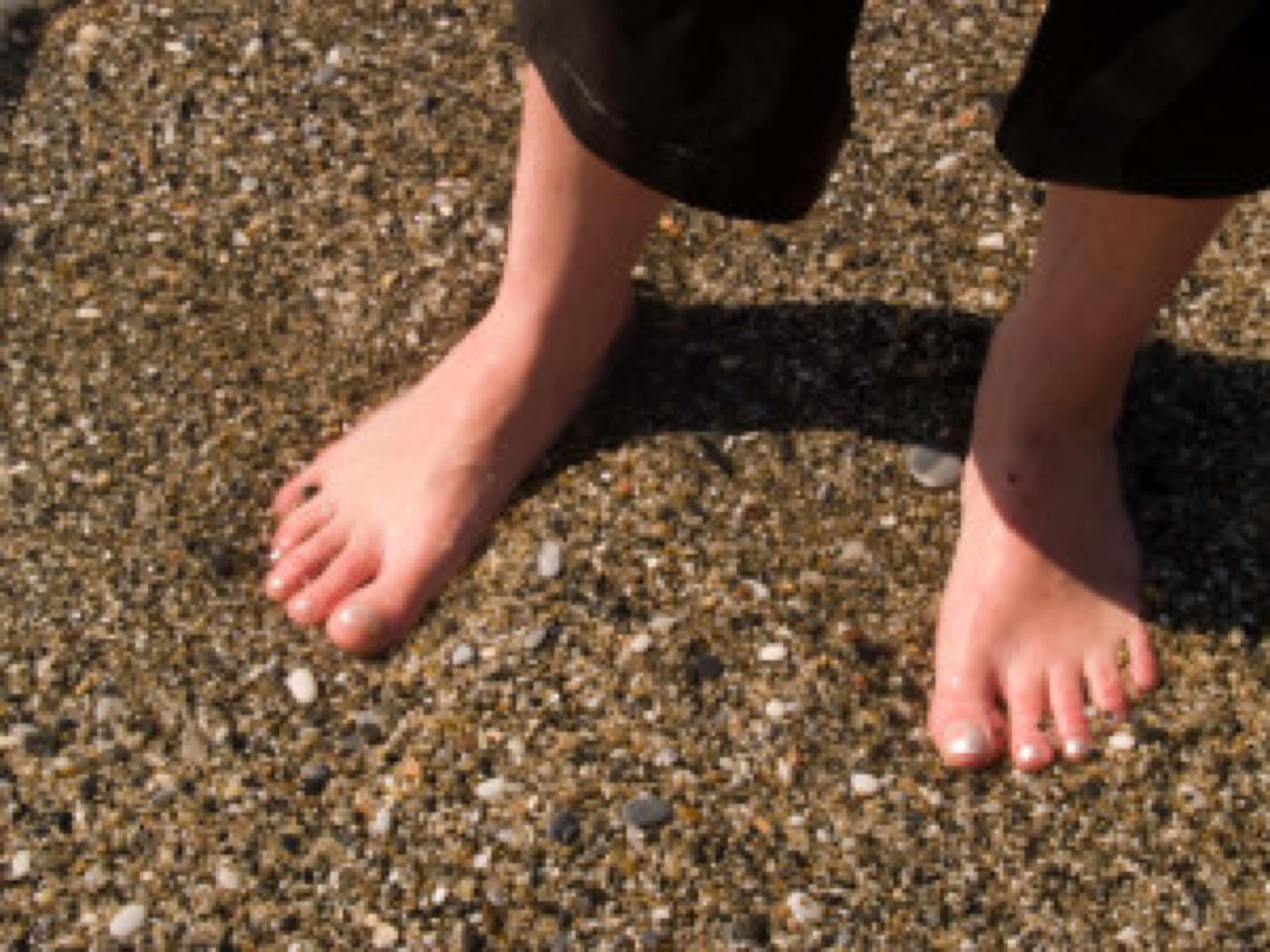 blog image - feet
