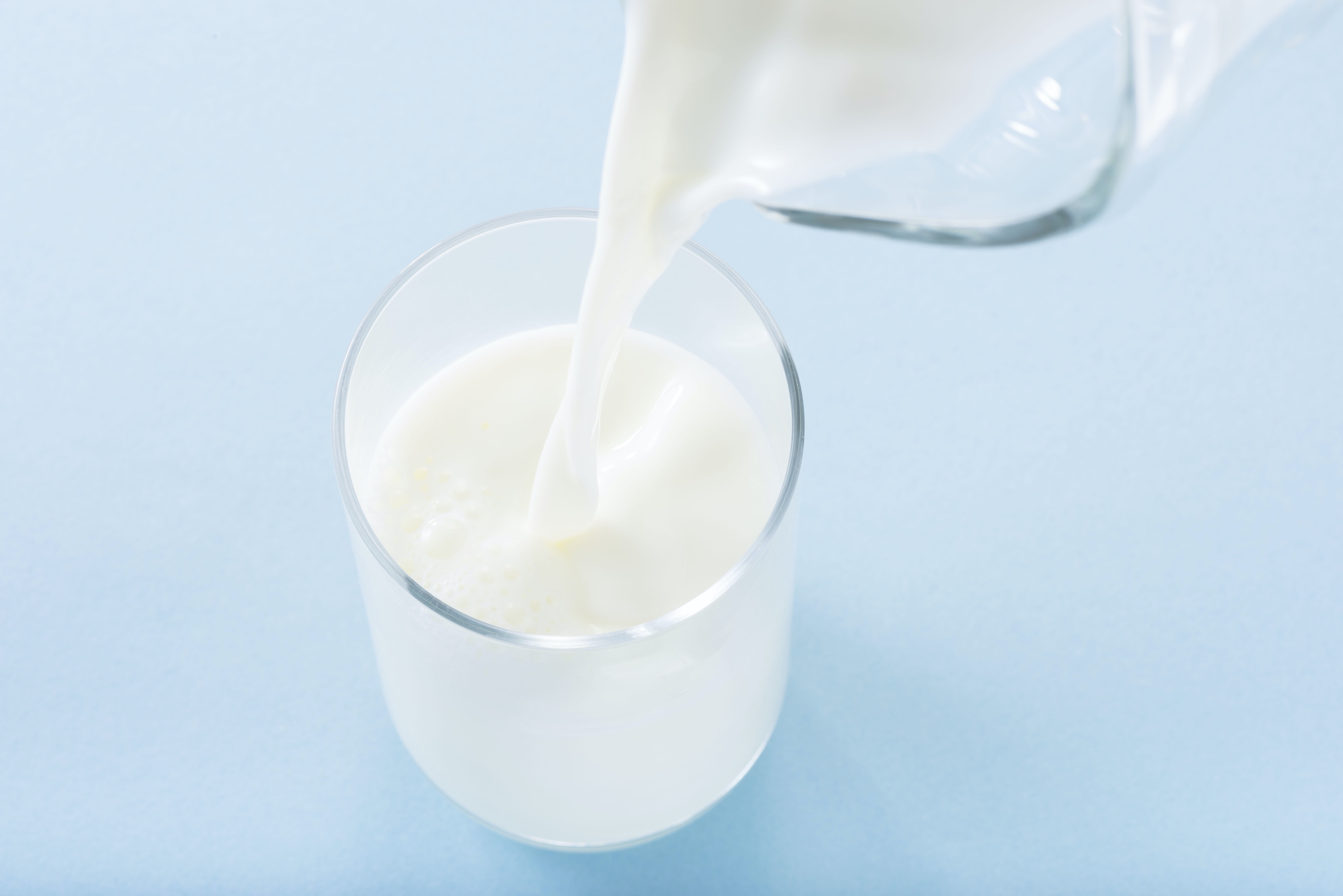milk glass linoleic acid cancer daily conjugated diabetes cla fighter drink amoils hypertension reduce nus risk shape benefits study says