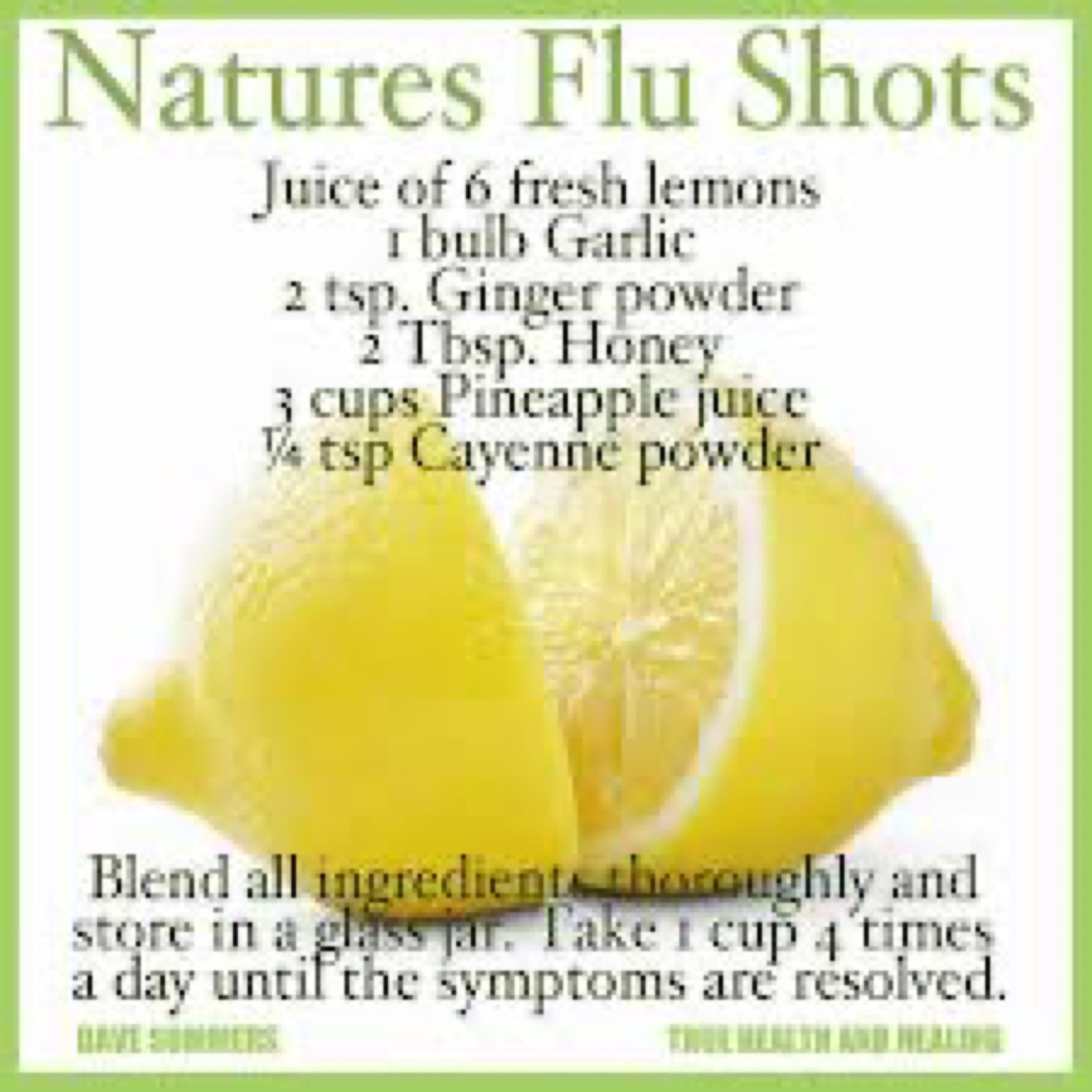 amoils - flu shot