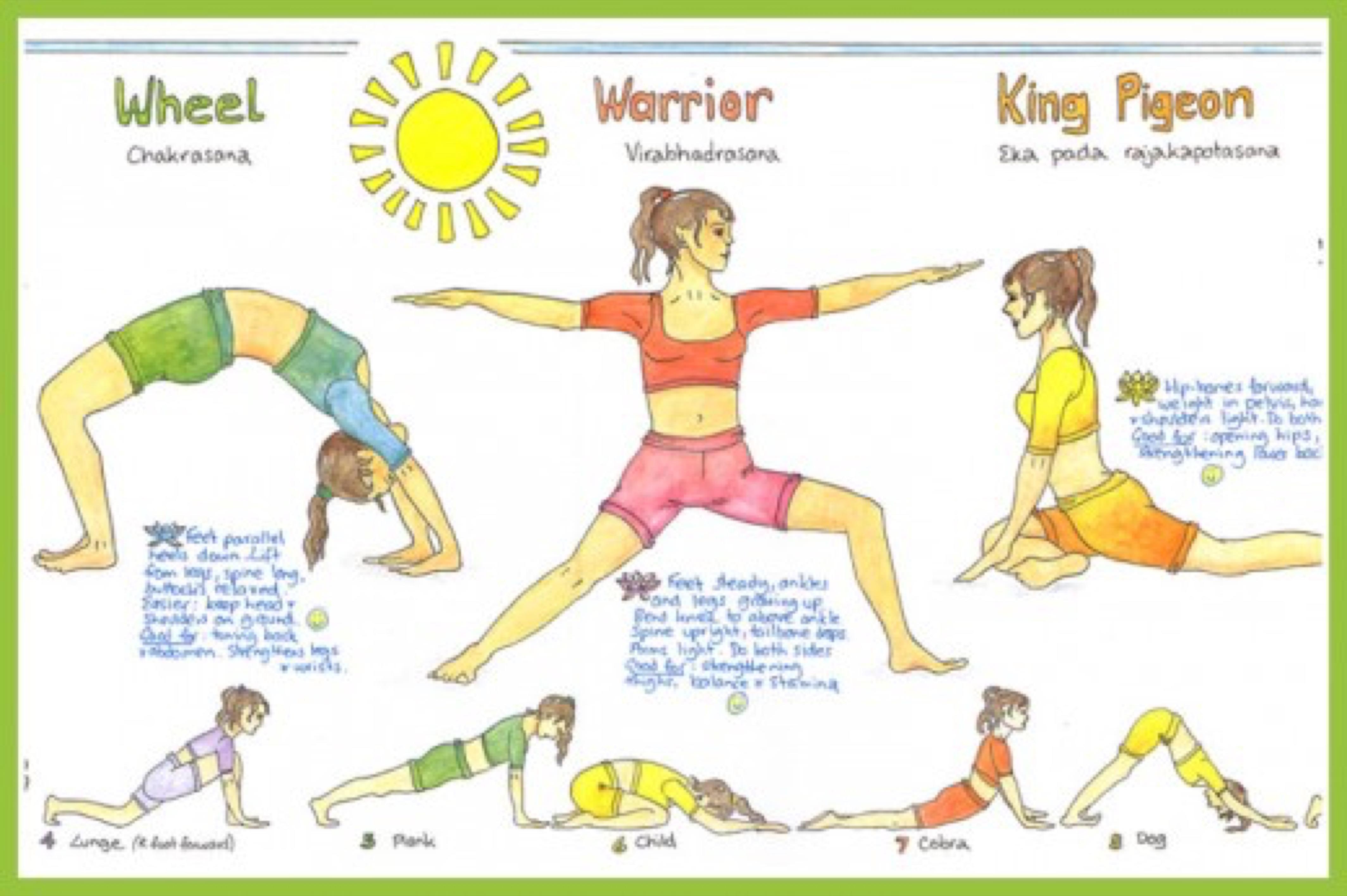 Blog image - yoga poster