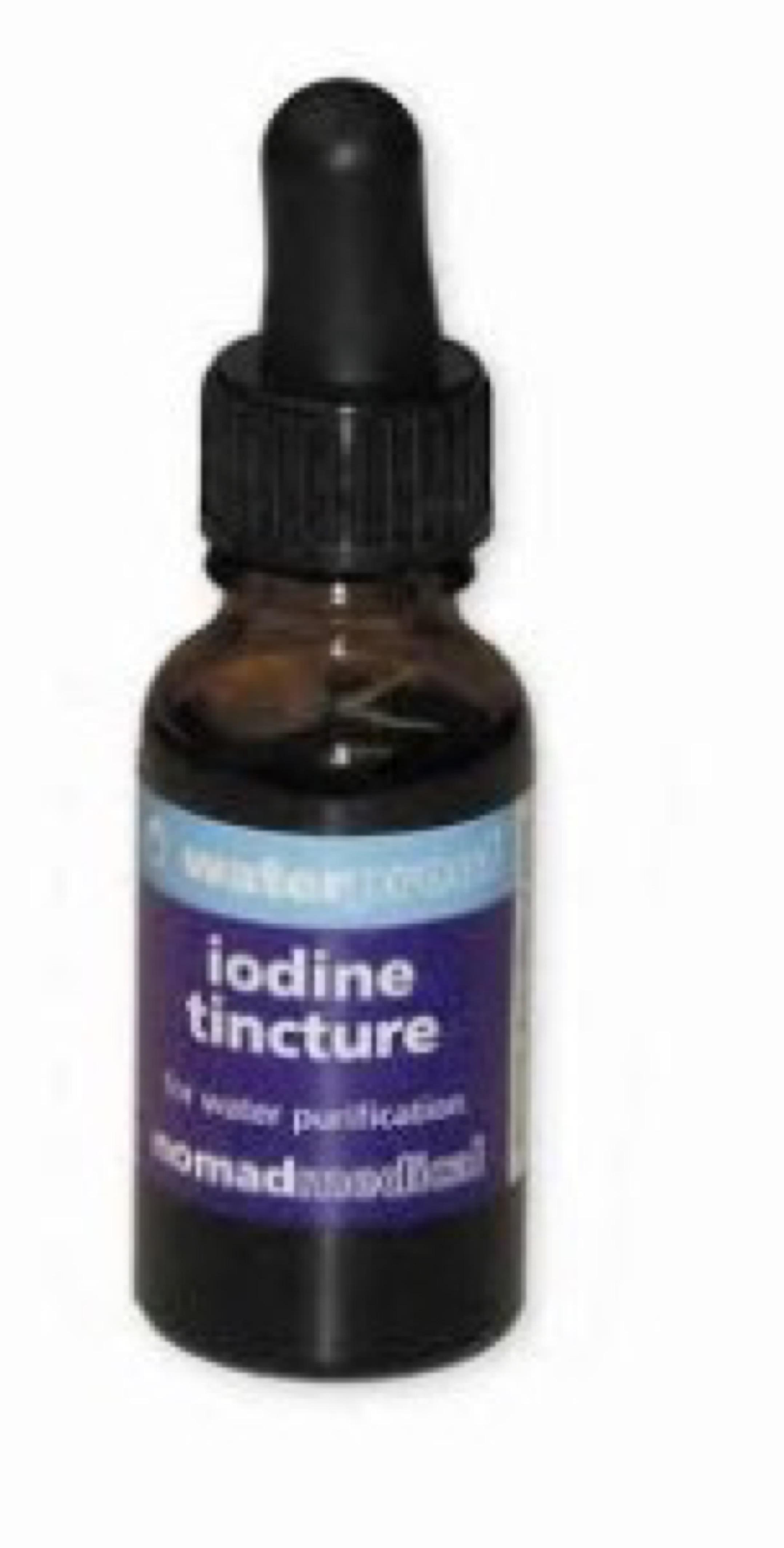 blog image - iodine tincture
