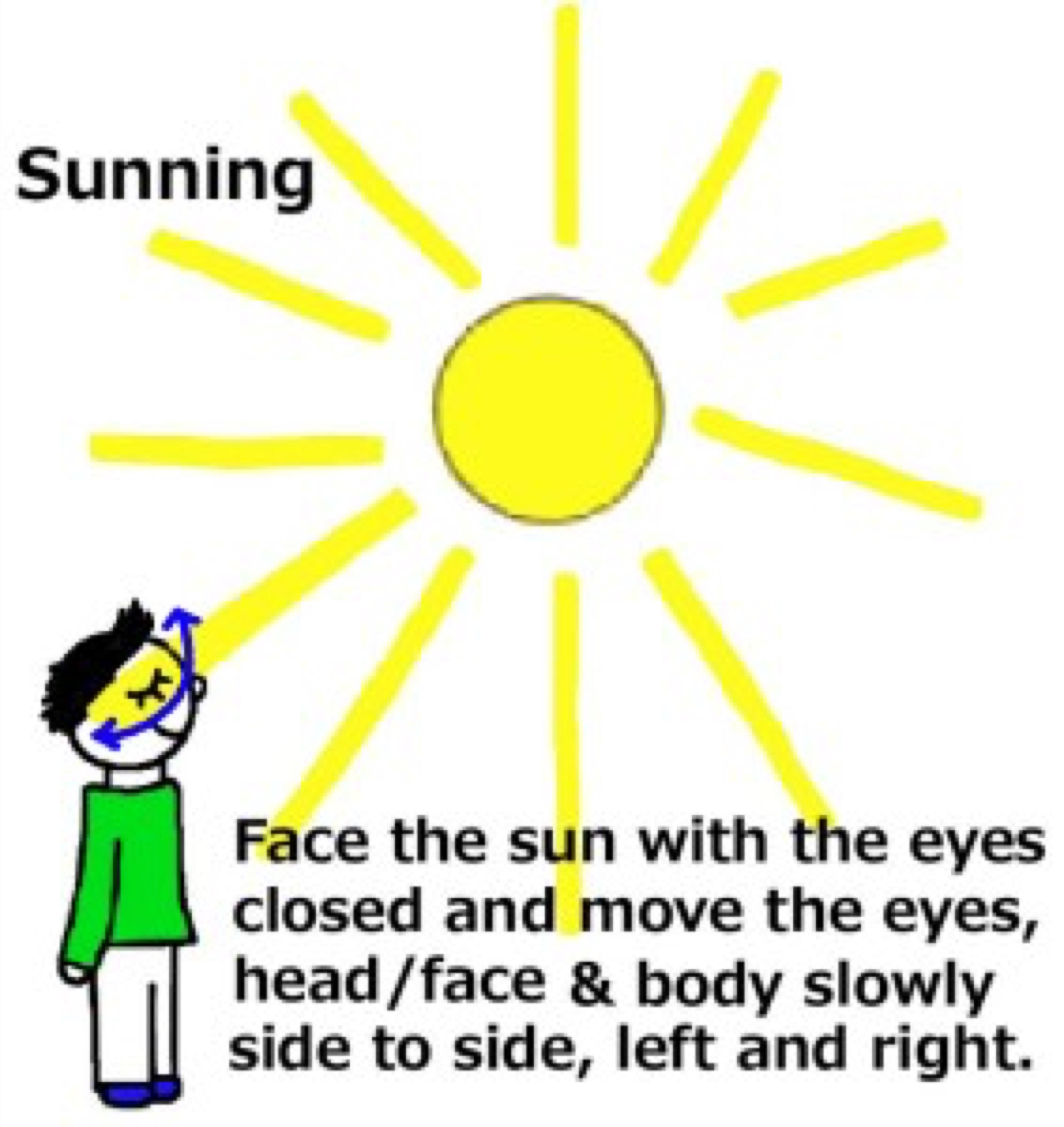 blog image - sunning poster
