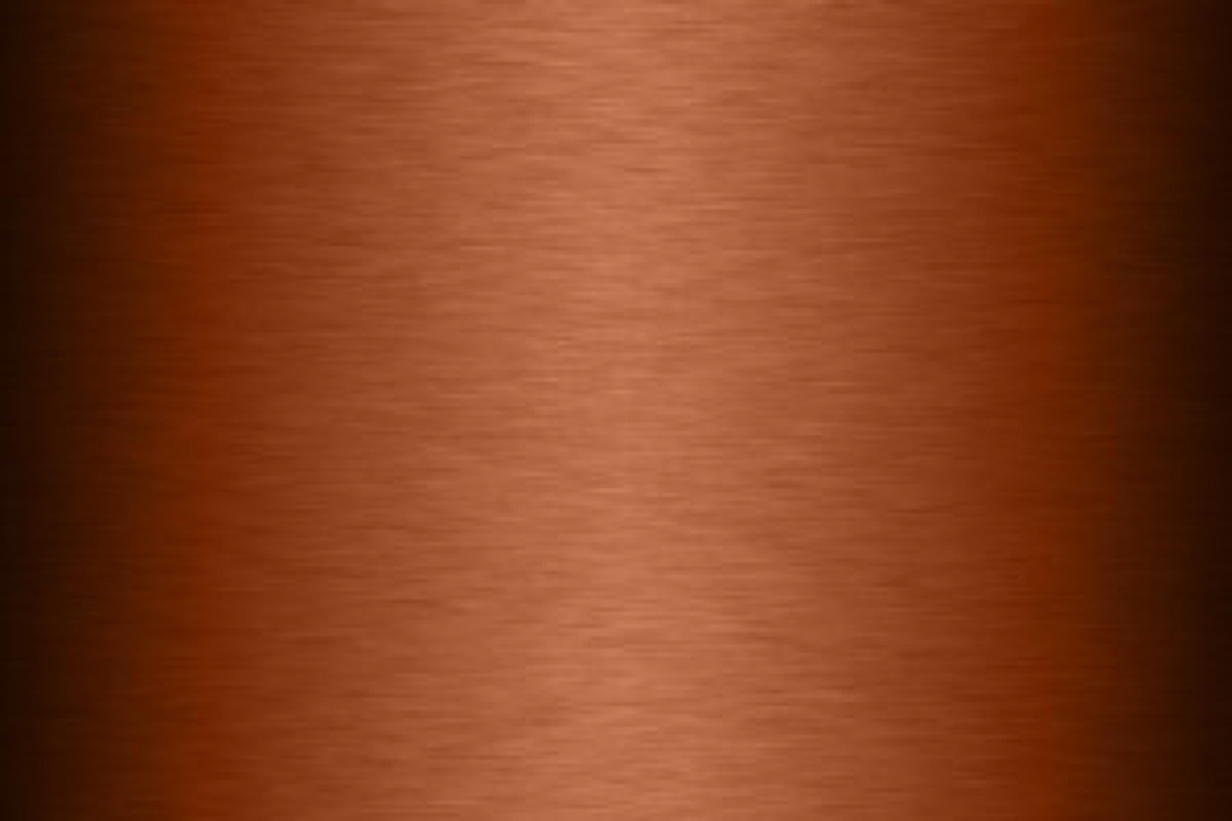 Copper steel texture background
